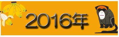 2016年月別チラシ